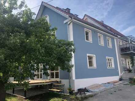 Erstbezug - kernsanierte helle Wohnung in Dasing, Kreis Aichach-Friedberg