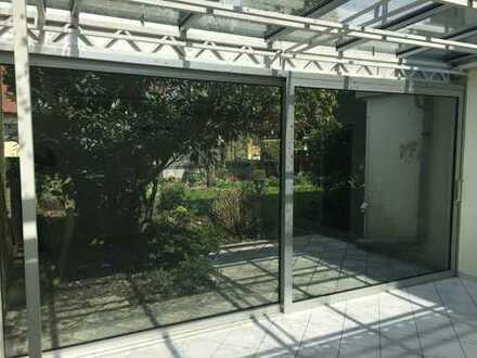 Exklusive Wohnung mit Wintergarten und Terrasse im Kurgebiet