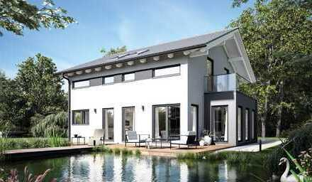 +++SUN-POWER-Aktionshaus 40 Plus inkl. PV-Anlage und Batteriespeicher + 679m2 schönes Grundstück