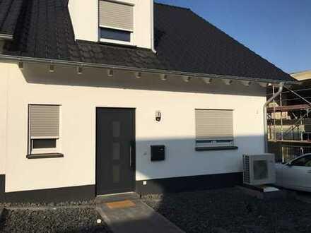 Neubau im Neubaugebiet in Arloff-Kirspenich mit Nolte Küche