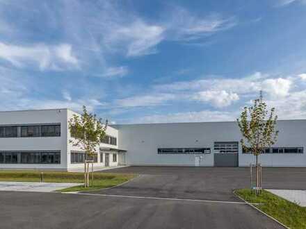NACHMIETER GESUCHT Produktionshalle inklusive Bürogebäude