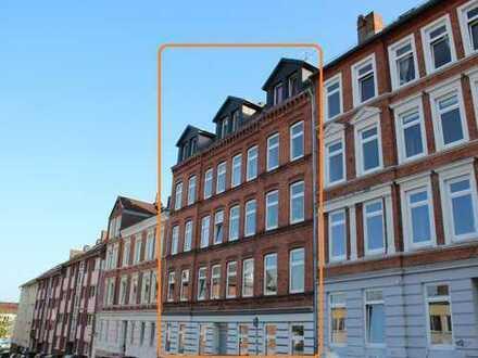3-Zimmer-Wohnung, 3.OG (vermietet, Kapitalanlage), 24114 Kiel