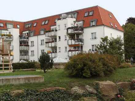 Ruhige TopLage! Schicke 2-Zimmerwohnung mit Balkon in Laubegast zu vermieten!