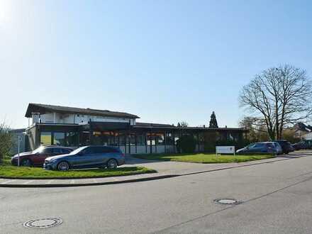 Zum Verkauf: Bürogebäude auf Grundstück mit Baureserve