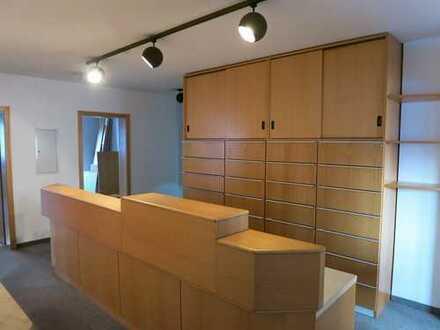 Großzügige Praxis- oder Büroräume im Herzen von Münchberg