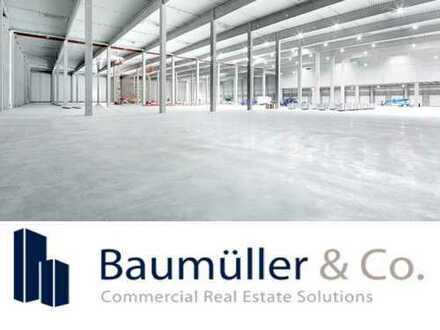TOP Lage - A28/A29 - ca. 50.000 m² LOGISTIK-NEUBAU - Anmietung von Teilflächen möglich!