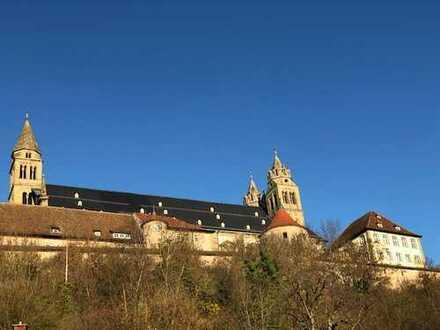 Vermietung: Wohnen an der Comburg - Großzügige Wohnung mit 4 Zimmer