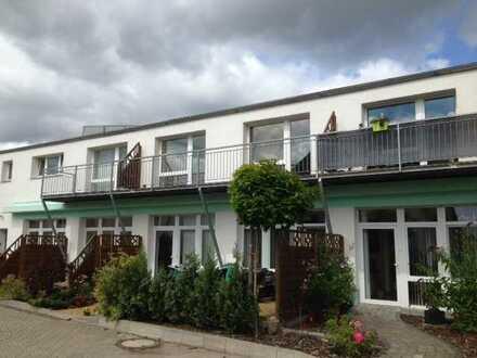 Ruhig gelegenes 1- Zimmer-Apartment mit Balkon in Wittenberge