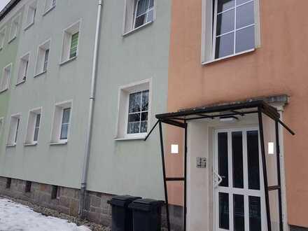 Helle Eigentumswohnung im Erdgeschoss in Johanngeorgenstadt!