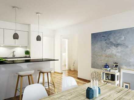 Familienfreundliche, elegante 3-Zimmer-Gartenwohnung mit Privatgarten