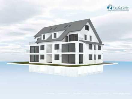 Attraktive Wohnung mit 2 Zimmern und Balkon in Oberderdingen, Feldrandlage, barrierefrei
