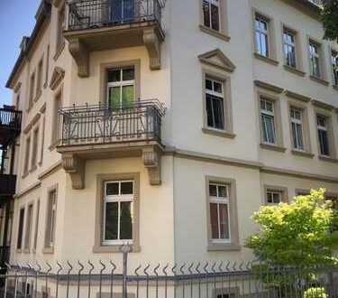 2-Raum-Wohnung in ruhiger Lage in Dresden Cotta