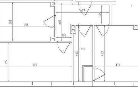 2-Zimmer-Wohnung in Hannover Ricklingen