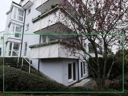 Familienfreundliche 4-Zimmer-Maisonette mit schönem Garten in Riedenberg!