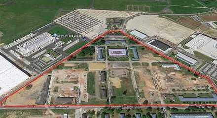 neu erschlossene Gewerbegrundstücke- teilbar ab 5.000 m² - Am Fliegerhorst in Erlensee