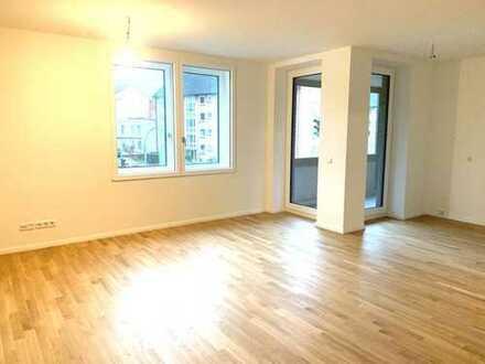 2-Zimmer Wohnung , Neubau, Erstbezug mit Einbauküche und Balkon in Barmbek-Nord, Hamburg