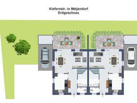 Werden Sie Eigentümer! DHH mit ausgebautem Dachstudio in Metjendorf Nähe Einkaufszentrum