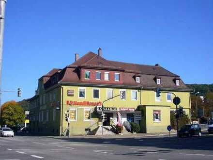 Studentenzimmer in einem Wohnheim in Tübingen