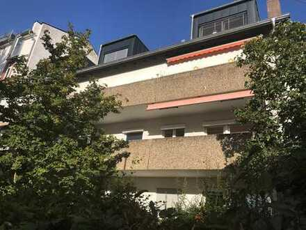 Gepflegte 3 Zimmerwohnung in Frankfurt Sachsenhausen nähe Südbahnhof