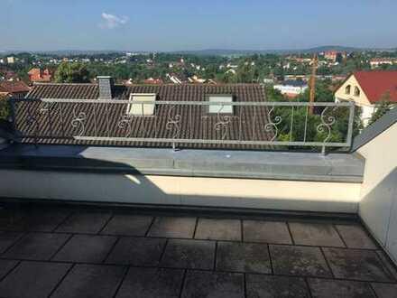 Exklusive Wohnlage: Fulda – Frauenberg, helle 2 ZKB mit 2 Balkone