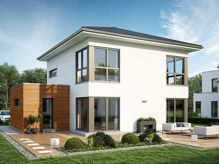 Bauen auch ohne Eigenkapital - Ihr Traumhaus vom deutschen Marktführer!