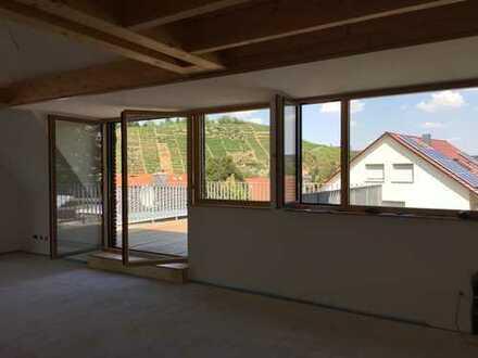 Exklusive, geräumige 2-Zimmer-Wohnung mit Galerie in Besigheim