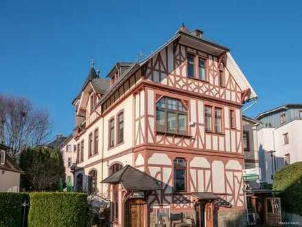 ++163 qm Büroetage im 1 OG einer sehr hübschen Jugendstilvilla++ Stadtmitte Königstein