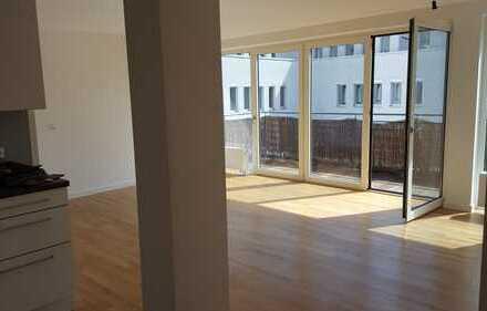 Penthouse Wohnung im Scheunenviertel Berlin Mitte Erstbezug nach Sanierung