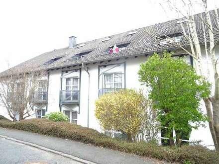 Schöne 3,5-ZKB DG - Wohnung in ruhiger Lage von Siegen Geisweid, frei werdend zum 01. 07. 2021