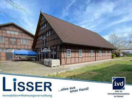 Fachwerkhaus von 1993 mit ca. 240m² ausbaubare Fläche!