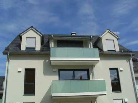 Exclusive 3 ZKB Neubauwohnung im Zentrum von Steppach