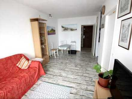 46 qm 2 Zimmer-Etagenwohnung mit Balkon und Stellplatz in Ludwigshafen unvermietet zu verkaufen.