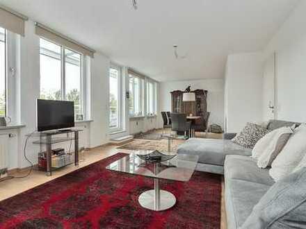 hochwertige 2-Zimmer-Wohnung in München-Bogenhausen