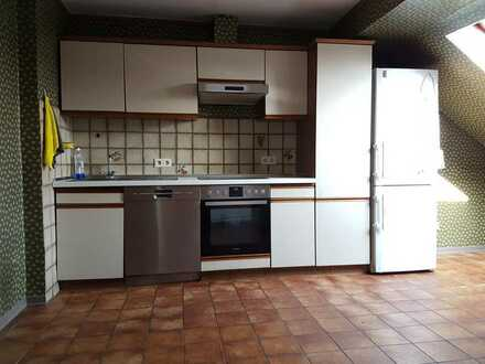 Furnished room in share flat with High Speed Internet (500 m from university) - possible for 2 perso