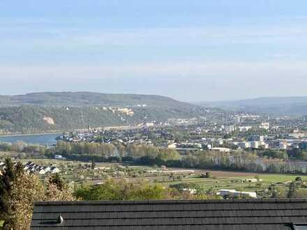 5-Zimmer-Wohnung mit Rhein-Panoramablick