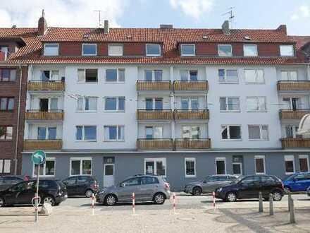 Wunderschöne und helle 2-Zimmerwohnung in zentraler Lage