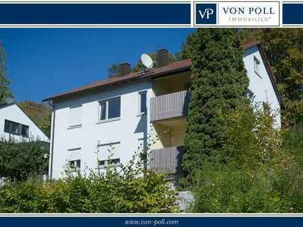 ** Best- Lage in Ulm ** Mehrfamilienhaus am Safranberg, für Kapitalanleger interessant