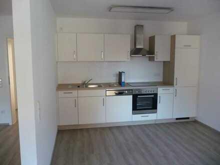 Erstbezug nach Sanierung: ansprechende 2-Zimmer-Wohnung mit EBK und Balkon in Rülzheim