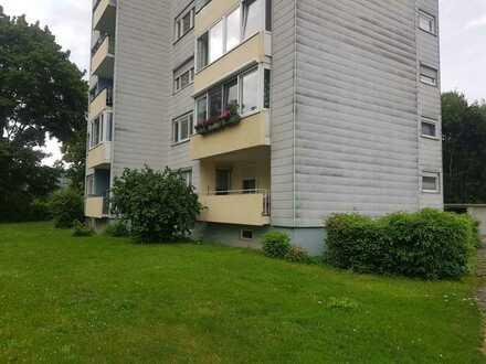 ***3-Zimmerwohnung mit Balkon und Garage***