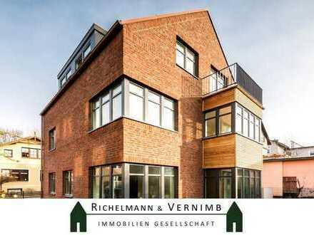 Einfamilienhaus-Neubau im Ortskern von Nienstedten