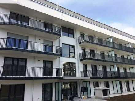 ERSTBEZUG! Exklusive und sonnige 2-Zimmer-Penthouse-Wohnung mit großer Dachterrasse in Neusäß