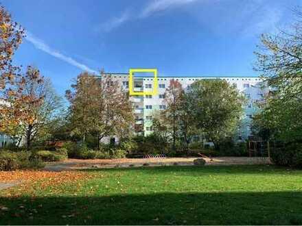 Hohenschönhausen - freie 4-Zi.-Wohnung mit Balkon im 6.OG