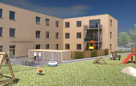 *Neubauprojekt - Moderne 2- ZKB- Wohnung in Zwönitz*