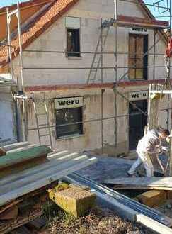 Erstbezug: Mitbewohner Gemeinschaft Teil-Maisonette-Wohnung mit Einbauküche und Balkon in Beilstein