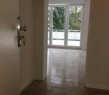 Erstbezug nach Sanierung: schöne 4-Zimmer-Wohnung mit Balkon in Leverkusen