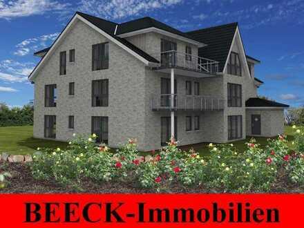 # Brunsbüttel-Zentrum: Barrierefreundliche 2 Zimmer Neubau-Eigentumswohnung zu verkaufen!