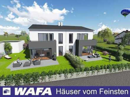 Projektierte Doppelhaushälfte in ruhiger Lage in Betzingen