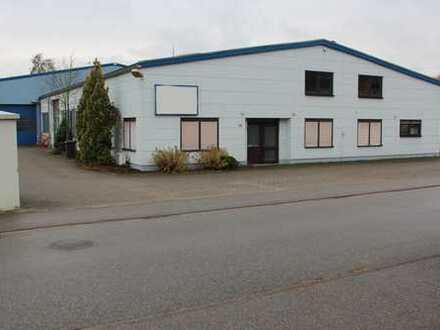 Produktions - und Lagerhalle in Knittlingen