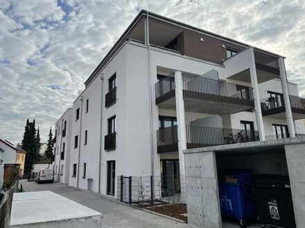 schicke 2ZKB Neubau mit EBK, großer Balkon zentrumsnah KFW55 Erstbezug #18