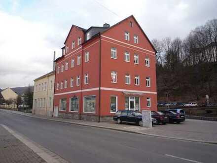Schöne 3-Raum Wohnung am Rand von Aues Zentrum